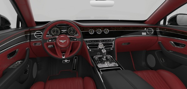 New 2020 Bentley Flying Spur W12 First Edition for sale $276,130 at Bentley Greenwich in Greenwich CT 06830 6