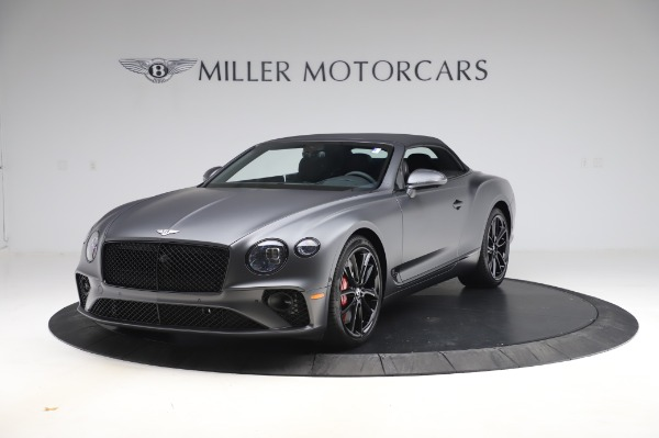 New 2020 Bentley Continental GTC W12 for sale Sold at Bentley Greenwich in Greenwich CT 06830 13