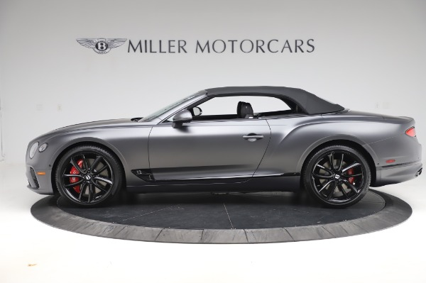 New 2020 Bentley Continental GTC W12 for sale Sold at Bentley Greenwich in Greenwich CT 06830 14