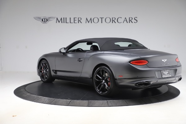 New 2020 Bentley Continental GTC W12 for sale Sold at Bentley Greenwich in Greenwich CT 06830 15