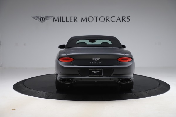 New 2020 Bentley Continental GTC W12 for sale Sold at Bentley Greenwich in Greenwich CT 06830 16