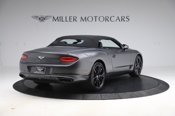 New 2020 Bentley Continental GTC W12 for sale Sold at Bentley Greenwich in Greenwich CT 06830 17