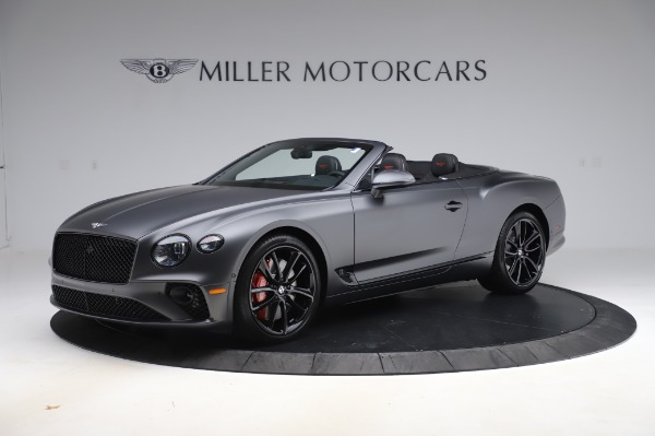 New 2020 Bentley Continental GTC W12 for sale Sold at Bentley Greenwich in Greenwich CT 06830 2