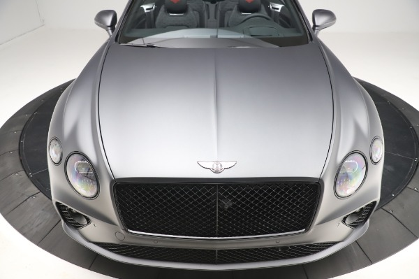 New 2020 Bentley Continental GTC W12 for sale Sold at Bentley Greenwich in Greenwich CT 06830 21