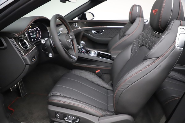 New 2020 Bentley Continental GTC W12 for sale Sold at Bentley Greenwich in Greenwich CT 06830 26