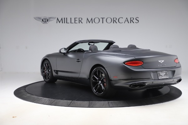 New 2020 Bentley Continental GTC W12 for sale Sold at Bentley Greenwich in Greenwich CT 06830 5