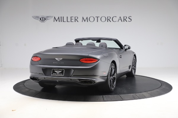 New 2020 Bentley Continental GTC W12 for sale Sold at Bentley Greenwich in Greenwich CT 06830 7