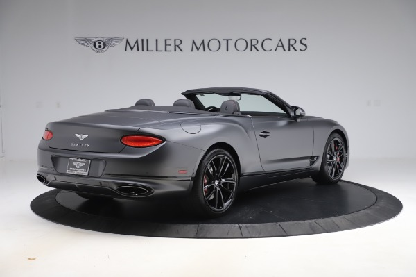 New 2020 Bentley Continental GTC W12 for sale Sold at Bentley Greenwich in Greenwich CT 06830 8