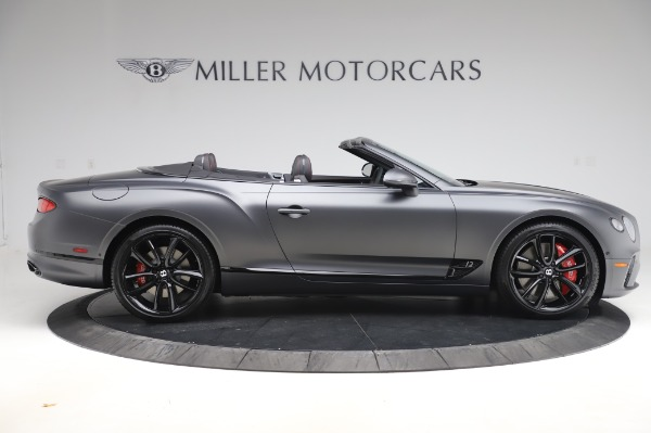New 2020 Bentley Continental GTC W12 for sale Sold at Bentley Greenwich in Greenwich CT 06830 9