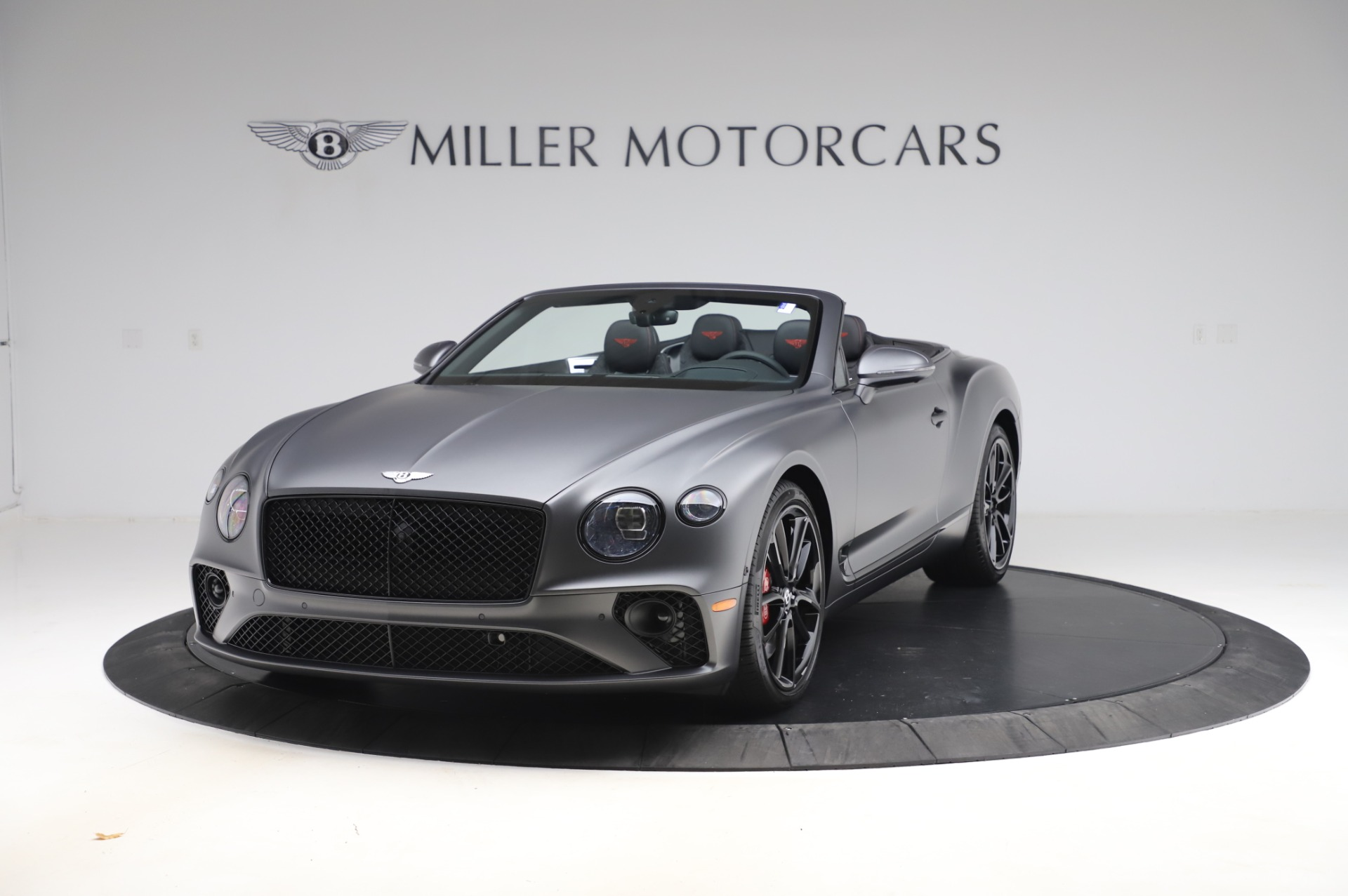New 2020 Bentley Continental GTC W12 for sale Sold at Bentley Greenwich in Greenwich CT 06830 1