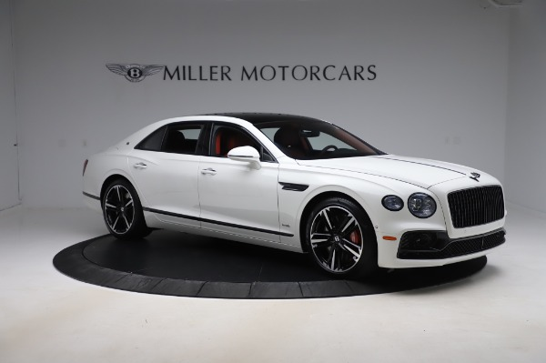 New 2020 Bentley Flying Spur W12 First Edition for sale $276,130 at Bentley Greenwich in Greenwich CT 06830 11