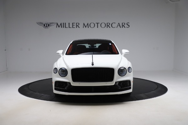 New 2020 Bentley Flying Spur W12 First Edition for sale $276,130 at Bentley Greenwich in Greenwich CT 06830 12