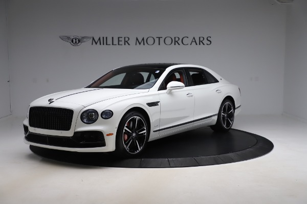 New 2020 Bentley Flying Spur W12 First Edition for sale $276,130 at Bentley Greenwich in Greenwich CT 06830 2