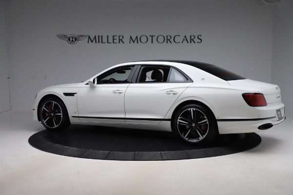 New 2020 Bentley Flying Spur W12 First Edition for sale $276,130 at Bentley Greenwich in Greenwich CT 06830 4