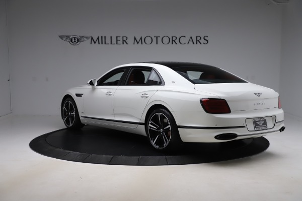 New 2020 Bentley Flying Spur W12 First Edition for sale $276,130 at Bentley Greenwich in Greenwich CT 06830 5
