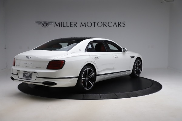 New 2020 Bentley Flying Spur W12 First Edition for sale $276,130 at Bentley Greenwich in Greenwich CT 06830 8