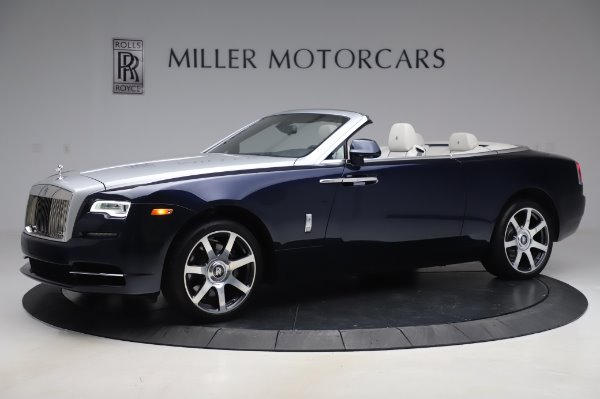 Used 2017 Rolls-Royce Dawn Base for sale $248,900 at Bentley Greenwich in Greenwich CT 06830 4