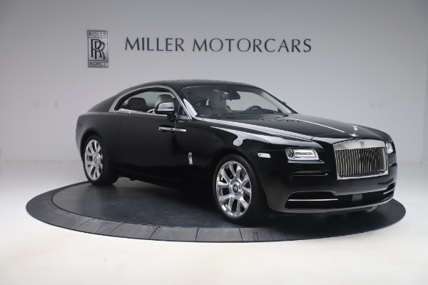 Used 2015 Rolls-Royce Wraith Base for sale $178,900 at Bentley Greenwich in Greenwich CT 06830 10