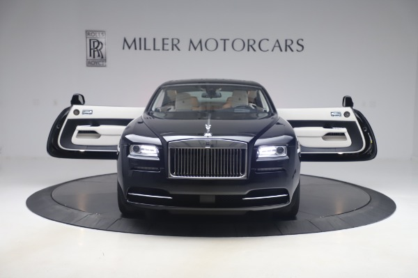 Used 2015 Rolls-Royce Wraith for sale $189,900 at Bentley Greenwich in Greenwich CT 06830 11