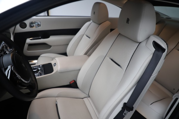 Used 2015 Rolls-Royce Wraith for sale $189,900 at Bentley Greenwich in Greenwich CT 06830 12