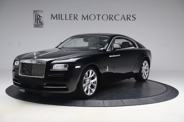 Used 2015 Rolls-Royce Wraith Base for sale $178,900 at Bentley Greenwich in Greenwich CT 06830 2
