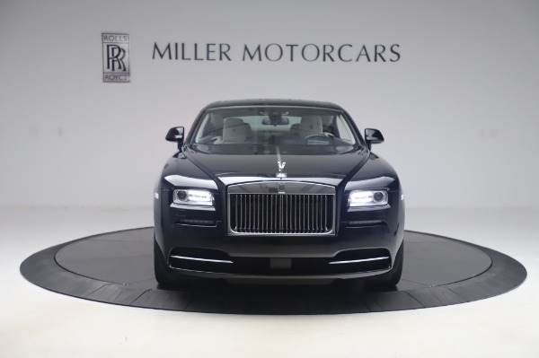 Used 2015 Rolls-Royce Wraith Base for sale $178,900 at Bentley Greenwich in Greenwich CT 06830 5