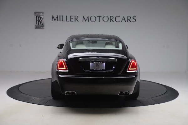Used 2015 Rolls-Royce Wraith Base for sale $178,900 at Bentley Greenwich in Greenwich CT 06830 6