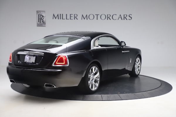 Used 2015 Rolls-Royce Wraith Base for sale $178,900 at Bentley Greenwich in Greenwich CT 06830 7