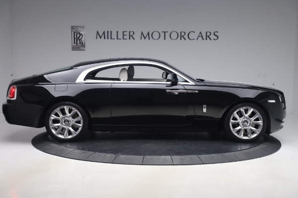 Used 2015 Rolls-Royce Wraith Base for sale $178,900 at Bentley Greenwich in Greenwich CT 06830 8