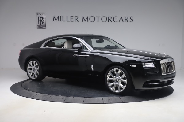 Used 2015 Rolls-Royce Wraith Base for sale $178,900 at Bentley Greenwich in Greenwich CT 06830 9