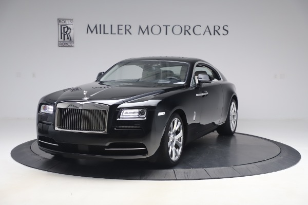 Used 2015 Rolls-Royce Wraith for sale $189,900 at Bentley Greenwich in Greenwich CT 06830 1