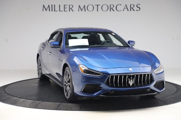 New 2020 Maserati Ghibli S Q4 GranSport for sale $94,935 at Bentley Greenwich in Greenwich CT 06830 11