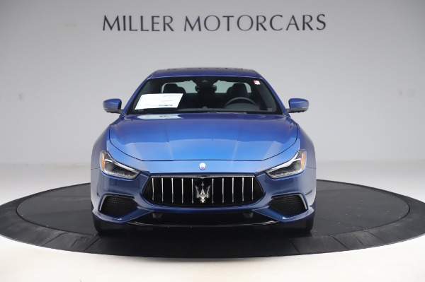 New 2020 Maserati Ghibli S Q4 GranSport for sale $94,935 at Bentley Greenwich in Greenwich CT 06830 12