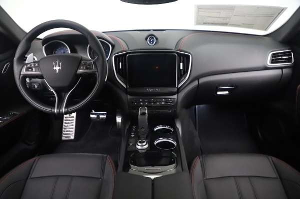 New 2020 Maserati Ghibli S Q4 GranSport for sale $94,935 at Bentley Greenwich in Greenwich CT 06830 16