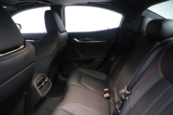 New 2020 Maserati Ghibli S Q4 GranSport for sale $94,935 at Bentley Greenwich in Greenwich CT 06830 19