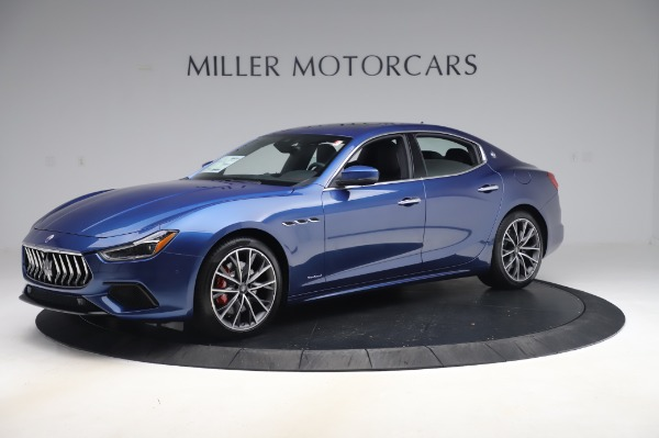 New 2020 Maserati Ghibli S Q4 GranSport for sale $94,935 at Bentley Greenwich in Greenwich CT 06830 2