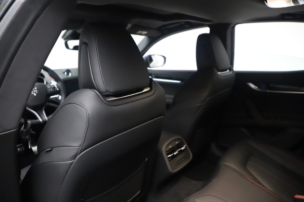 New 2020 Maserati Ghibli S Q4 GranSport for sale $94,935 at Bentley Greenwich in Greenwich CT 06830 20