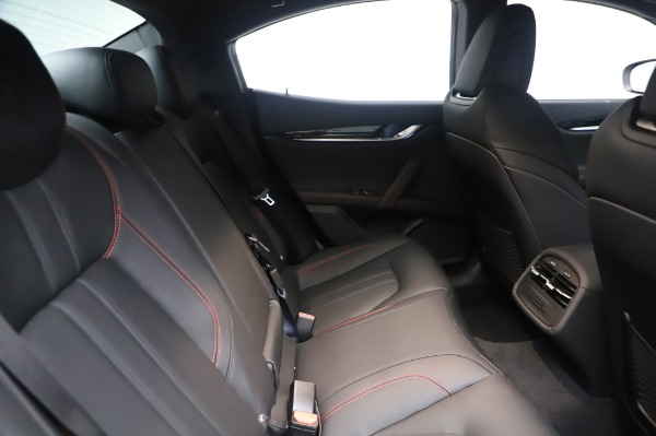 New 2020 Maserati Ghibli S Q4 GranSport for sale $94,935 at Bentley Greenwich in Greenwich CT 06830 27