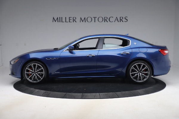 New 2020 Maserati Ghibli S Q4 GranSport for sale $94,935 at Bentley Greenwich in Greenwich CT 06830 3