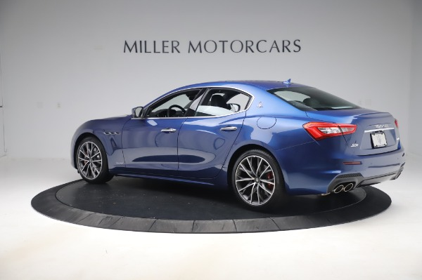 New 2020 Maserati Ghibli S Q4 GranSport for sale $94,935 at Bentley Greenwich in Greenwich CT 06830 4