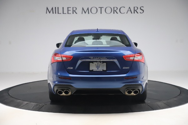 New 2020 Maserati Ghibli S Q4 GranSport for sale $94,935 at Bentley Greenwich in Greenwich CT 06830 6