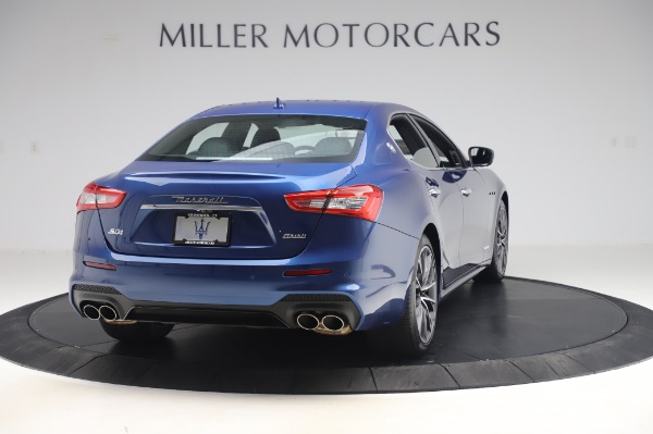 New 2020 Maserati Ghibli S Q4 GranSport for sale $94,935 at Bentley Greenwich in Greenwich CT 06830 7
