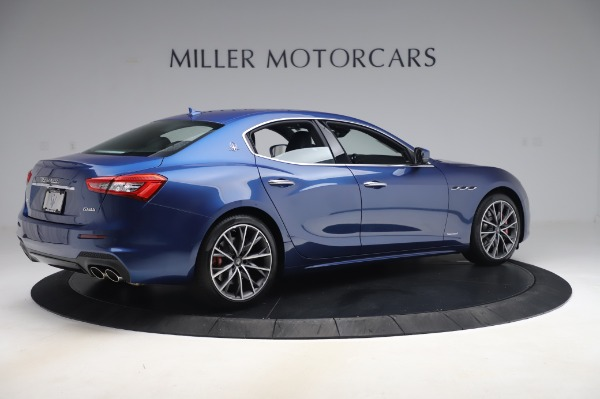 New 2020 Maserati Ghibli S Q4 GranSport for sale $94,935 at Bentley Greenwich in Greenwich CT 06830 8