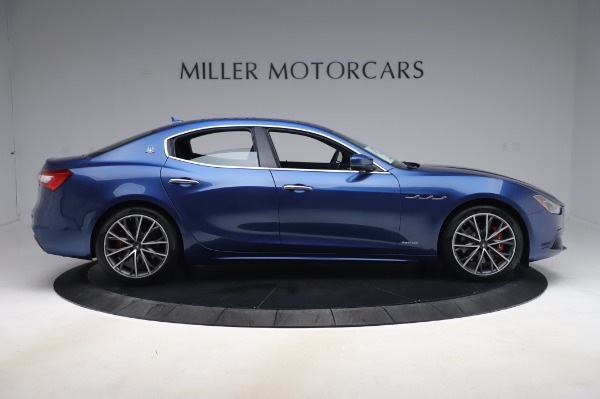 New 2020 Maserati Ghibli S Q4 GranSport for sale $94,935 at Bentley Greenwich in Greenwich CT 06830 9