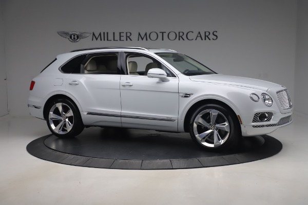 New 2020 Bentley Bentayga Hybrid for sale $226,695 at Bentley Greenwich in Greenwich CT 06830 10