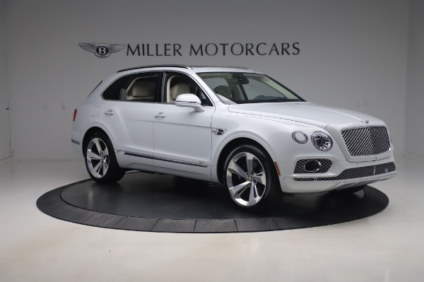 New 2020 Bentley Bentayga Hybrid for sale $226,695 at Bentley Greenwich in Greenwich CT 06830 11