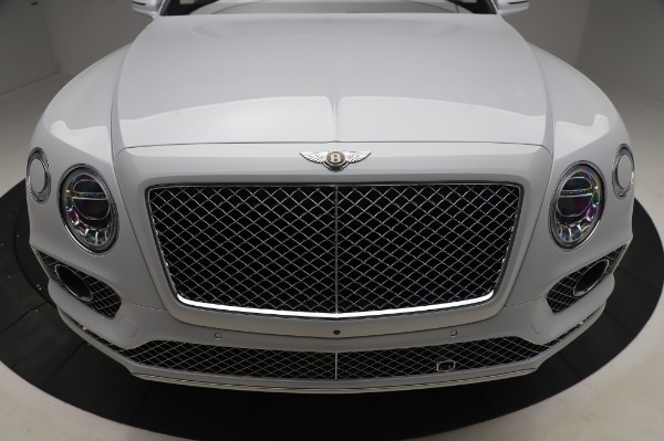New 2020 Bentley Bentayga Hybrid for sale $226,695 at Bentley Greenwich in Greenwich CT 06830 13