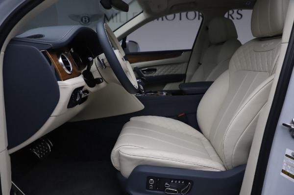 New 2020 Bentley Bentayga Hybrid for sale $226,695 at Bentley Greenwich in Greenwich CT 06830 19