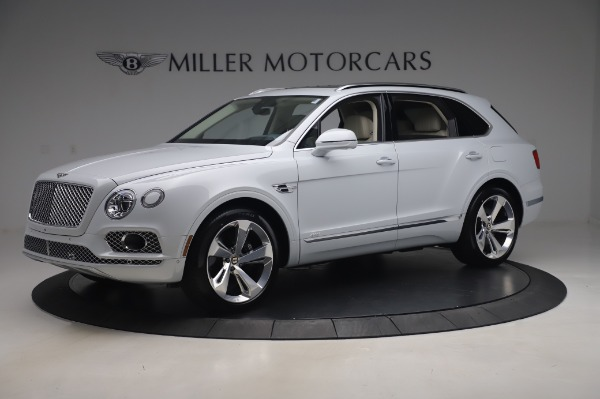New 2020 Bentley Bentayga Hybrid for sale $226,695 at Bentley Greenwich in Greenwich CT 06830 2