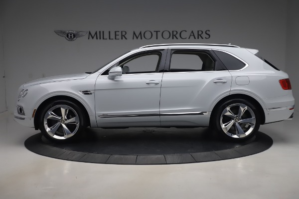 New 2020 Bentley Bentayga Hybrid for sale $226,695 at Bentley Greenwich in Greenwich CT 06830 3